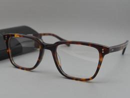 2020 óculos pessoas oliver Luxo-venda quente top quality oliver peoples óculos de sol quadro Miopia Glasse ndg-1-p Vintage homens mulheres óculos de sol armações com caixa original óculos pessoas oliver barato