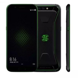 "hot camera store Promo Codes - Hot Original Xiaomi Black Shark Gaming Phone Blackshark 8GB 128GB Snapdragon 845 5.99"" 18:9 Octa Core 4000mAh Heisha"