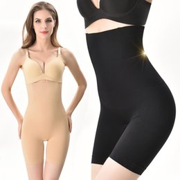 S-4XL corsé de wome correctivo adelgazante ropa interior Mujer cintura alta tummy shaper Pantalones de control Shapewear Body Shaper más tamaños desde fabricantes