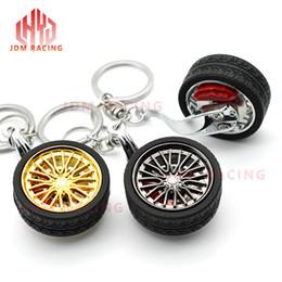 ford focus flip Desconto estilo HellaFlush jantes quentes para a roda CCW A050 Corrida Rubber Tire Keychain RIM anel chave do carro chaveiro