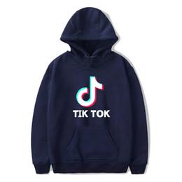 Argentina Tik tok software 2019 nueva impresión con capucha de las mujeres / de los hombres populares de Harajuku ropa informal de la venta caliente Hoodies 4XL Suministro