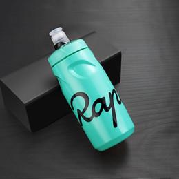 porte bidon carbone vert Promotion Vélo Bouteille d \ 'eau 750 ml étanche Bouteille compressible Sans goût en plastique Sans BPA Camping Randonnée Sports Eau