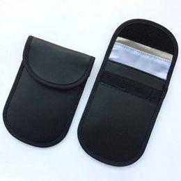 block telefone Rabatt Autoschlüssel Fall Strahlenschutz Handy Schlüsseletui Keyless RFID Blocking Bag