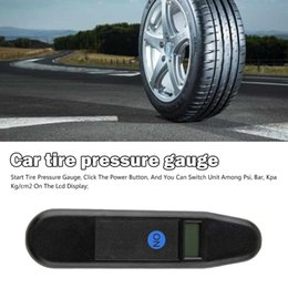 2019 bluetooth vag medidor de presión neumático de coche medidor de aire metro presión de los neumáticos de coche pantalla digital LED portátil 2019 TG101 de coches medidor de presión de neumáticos