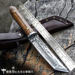 Damascus Steel Survival Knife Australia | New Featured Damascus