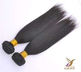 Reine Farbe 6a Unverarbeitete Indische Reine Haarverlängerung 10-30 Zoll Double Weft Glattes Haar Weben 100% Echthaar Spinnt von Fabrikanten