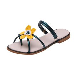 3c685fe49f4 dedos de la playa sexy Rebajas SAGACE Zapatos para mujer Sexy Chanclas  exteriores Verano Mujer Señoras