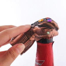 Fäuste handschuhe online-faust flaschenöffner mini handschuh bier flaschenöffner mehrzweck weinkappe entferner werkzeug küche bar haushaltswaren ljjk1692