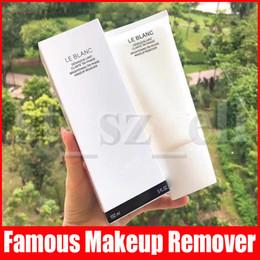 essenza trucco all'ingrosso Sconti Famosa viso Makeup Cream Remover Cleansing Gel Skin Care leggero e pulito Le Blanc la pulizia bianco per tutte le pelli 150ML