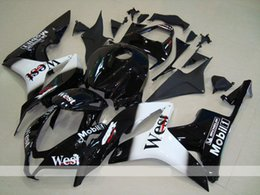 west fairing cbr Coupons - New Injection mold Full fairing kit +Tank cover Fit for Honda CBR600RR 07 08 ABS plastic fairings CBR 600RR F5 2007 2008 cool west