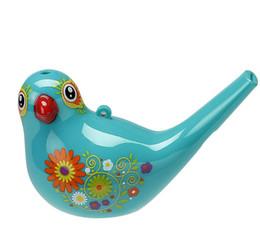 Wholesale Птица Свисток Ванна Игрушка Птица Игрушка для Детей Подарок На День Рождения Пасхальный Подарок Прелестный Прочный Нетоксичный Версия Обновления