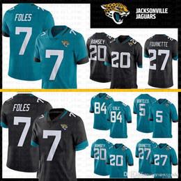 c9d662a2896 Discount jaguars jerseys - 7 Nick Foles Jersey Jacksonville 20 Jalen Ramsey  Jaguars 27 Leonard Fournette