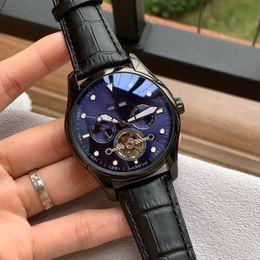 relógios shanghai Desconto ESPORTE SHANGHAI movimento mecânico automático anos DATA PRETO 42 MM CAS homens relógio atacado novos relógios de aço inoxidável mens