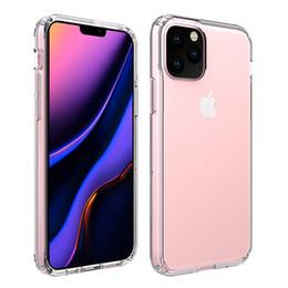 Canada Pour iPhone 11 Pro Max cas de matériau TPU transparent et souple Poly Cabonate acrylique Série armure transparente pour iPhone 2019 cas Offre