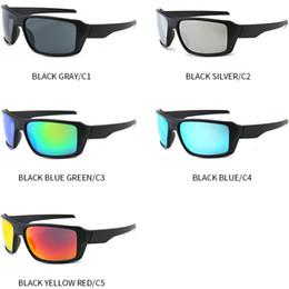 Gläser kühl online-2019 Marke Cost Coole Designer Sonnenbrillen für Männer und Frauen Driving Sonnenbrillen Brillen Sonnenschirme Reitglas 5 Farben