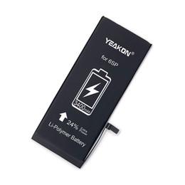 probando la batería del iphone Rebajas Fabricación Li-ion polímero de litio para 6SP Teléfono 3400mah de la capacidad verdadera del teléfono de piezas de repuesto de reemplazo 0 Cycel batería