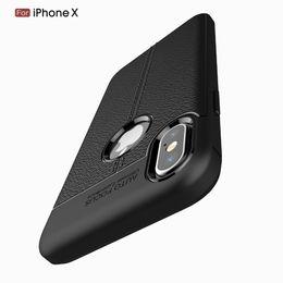 2019 textura iphone tpu Lichee textura tpu case para iphone xs 8 7 6 s 6 5S 5 se plus case para apple iphone 10 8 7 6 s 6x Xr Xs Max 6.5