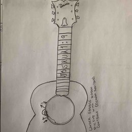 nova guitarra elétrica slash Desconto China feitos 43 polegadas Jumbo guitarra acústica de madeira natural Fishman sonitone sob a sela de recolhimento não pickguard