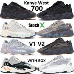 kanye ocidental basquetebol Desconto Sapatos de basquete dos homens utilitário vanta onda preto corredor 700 og kanye west designer sapatos mens womens tephra inércia análogo geode tênis 36-46