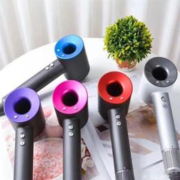 uk eu plug Rebajas Secador de pelo Professional Salon Tools Blow Dryer Heat Super Speed Blower Secador de cabello Secador de Reino Unido / EE. UU. / UE