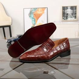2019 zapatos de cuero formales de los nuevos hombres de lujo, además de 38-45 negocio informal de cuero zapatos zapatos planos formales de la boda de los hombres HAW desde fabricantes
