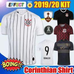 b25c08f09e 2019 camisolas de qualidade tailandesa 2019 2020 Corinthian Soccer jerseys  Corinthian Paulista Camisa de Futebol 19