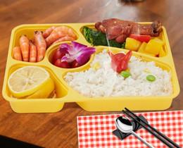 Envoi gratuit Matériel de qualité alimentaire PP à emporter alimentaire boîtes d'emballage boîte à bento jetable de haute qualité pour restaurant ? partir de fabricateur