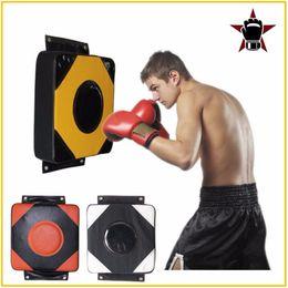 Docooler Rechteck Kick Pad Fu/ß Focus Target Pad Strike Shield f/ür Stanz Boxen Karate Training