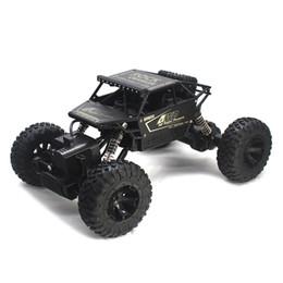 2019 детские игрушки для мальчика New Rock Crawler 1:18 4wd Rc Car Metal Alloy Remote Control Toys Machines On Radio Control Toys For Children Boys Gifts