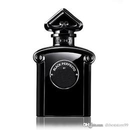 Spray a roccia online-Profumo classico Little Black Dress Rock Cool Black EDP 100ml Rose Floral Flesh Fast Deivery di alta qualità