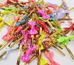 Lazos de colores de BowTie Twist, para torta hace estallar sellado Cello Bolsas Lollipop regalos packgae, una variedad de colores, 100pcs / lot desde fabricantes