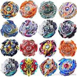beyblade plastic fusion Coupons - Beyblades 10PCS Burst Toys Without Launcher Arena Beyblade Toupie Bayblade Metal Fusion Avec Lanceur God Spinning Top Spinner Bey Blades Toy
