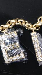 Canada haute qualité livraison gratuite soft ceintures pour femmes pierre taille ceinture ceinture avec cristal taille collier complet emballage sac de sac de boîte Offre