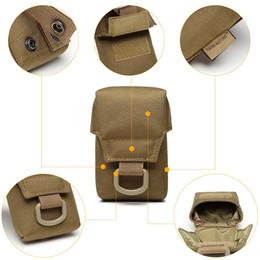 poche à outils molle Promotion Sac tactique en plein air Molle Pouch ceinture Ceinture Taille SWAT Outil de Chasse Sport Ride Hommes Airsoft Militaire Sacs Wargame TW-P010 # 123181
