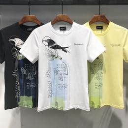 innovative design 867da daf05 Schwarze Gestreifte T-shirt Männer Online Großhandel ...