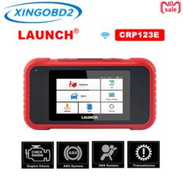 2019 lettore chiave bmw LANCIO X431 CRP123E OBD2 Lettore di codice Controllo motore Controllo ABS Airbag SRS Trasmissione Strumento diagnostico automatico CRP123 E Una chiave Aggiornamento gratuito