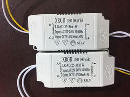 Levou alimentação do driver 36w on-line-LED Corrente Constante Driver para Luz de Teto 24 W-36 W 25 W-36 W Fonte de Alimentação AC180-250V 85-265 V 165-265 V 185-265 V Chip Específico Motorista