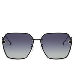 2019 gafas brillantes FENDI 0114 Gafas de sol para mujer 2019 Gafas ovaladas vintage Brillo Lentes Gafas para hombres Diseñador Caramelo Rojo Rosa Amarillo gafas brillantes baratos