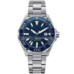 Canada Mens de luxe montre automatique montre mécanique style classique bracelet en acier inoxydable top qualité 5 ATM étanche super lumineux cheap super luminous watch Offre