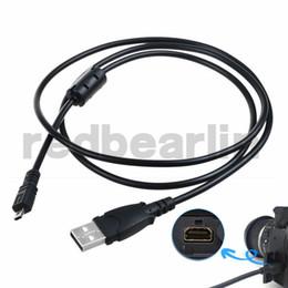 кабель usb uc e6 Скидка USB UC-E6 кабель для Coolpix L1/L2/L3/L4 / L5 USB 2.0 A мужчин и мини-8-контактный плоский мужской камеры кабели