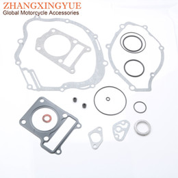 125cc engines Promo Codes - Motorcycle Engine Complete Gasket Set for SHERCO CITY CORP 125cc 4 stroke 2005-2006