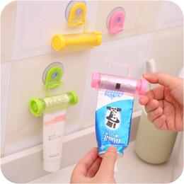 Haddeleme Sıkacağı Diş Macunu Dispenser Tüp Enayi Tutucu Diş Krem Banyo Aksesuarları Manuel Şırınga Tabancası Dağıtıcı nereden diş hekimi tedarikçiler