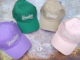 hysteresenhasser rosa Rabatt Joker Classic Hüte für Männer Ball Cap Baseball Korean von Erwachsenen einstellbar Hater Snapback Adi Pink