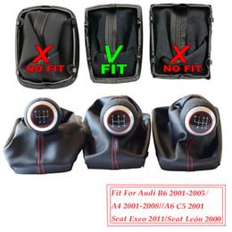 lexus corolla Sconti Pomello del cambio cuffia base telaio A4 (2001-2008) B6 (2001-2005) A6 C5 (2001) Per Seat Exeo (2011) Leon (2000)