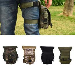 2019 bolsas de perna ao ar livre Tactical Outdoor Leg Bag Caminhadas Camping Leg Bag Montanhismo Backpack bolsas de perna ao ar livre barato