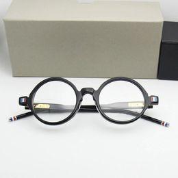 2019 marque de lunettes johnny depp Vintage Lunettes Optiques Rondes Cadre Hommes  Femmes Johnny Depp Lunettes 9fa65b6ddacd