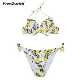 96629f0e8 Livre de avestruz empurrar para cima sutiã calcinha sexy Underwire conjunto  de sutiã para mulheres Underwear impresso Lingerie feminina cuecas N30