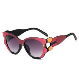 2019 óculos de sol multi cor melhor Óculos de sol de multi-cor de grande porte estilo best-seller das mulheres em 2019 (comprar 10 para enviar um óculos) desconto óculos de sol multi cor melhor