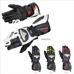 titan motorrad handschuhe Rabatt Moto gk-169 motorradhandschuhe leder touchscreen handschuhe titanlegierung lokomotive rennen fahren offroad anti-fall lang
