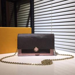 2019 новый роскошный дизайн Женщины мини кроссовка сумка Классический стиль flore цветок замок кошелек длинный кошелек бренда кожаная сумка от